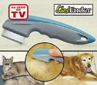 SHED ENDER As Seen on TV Professional Gentle De Shedding Tool For Cats
