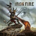 IRON FIRE - Revenge - CD - Limited Edition - **Excellent Condition**