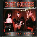 ROCK GODDESS - Young And Free - CD