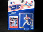 KIRBY PUCKETT / TWINS VINTAGE 1988 STARTING LINEUP  FIGURE WITH CARD  *NIB*