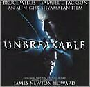 Unbreakable - CD - Soundtrack - **Mint Condition** - RARE