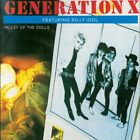 GENERATION X - Valley Of Dolls - CD - Extra Tracks Original Recording NEW