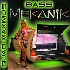 BASS MEKANIK - Quad Maximus - CD - **BRAND NEW/STILL SEALED** - RARE