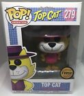 Top Cat Chase Pop Vinyl Funko + Free Protector - Rare Collectable