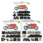 Complete Fairing Bolts Screws Kit Fit For Ducati 899 959 1199 1299 Panigale