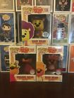 Hair Bear Bunch Exclusive Limited Edition Funko Pop Set