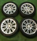 CHRYSLER 300C 20 ALLOY WHEELS 5X115 FITMENT WITH 245 45R20 CONTINENTAL TYRES