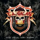 L.A. Guns - Devil You Know 8024391093627 (CD Used Very Good)