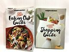 2015 Weight Watchers Menu Master Eating Out  Grocery Guru Shopping Guide Books