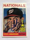2013 Topps Heritage Baseball Real One Autographs Visual Guide 76