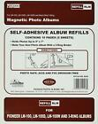 Pioneer Refill Pages for the LM100 Holds One 5 x 7 Photo per Page 5 Pack