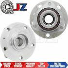 Pair Front Wheel Hub ABS Bearing For Audi A3 Volkswagen Rabbit R32 Gti Golf EOS