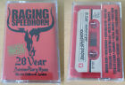 Raging Speedhorn ‎– 20 Year Anniversary Show CASSETTE TAPE BOOTLEG SEALED RARE