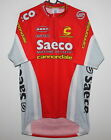 Saeco Cannondale cycling team shirt Size XL XXL