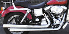 Samson Motorcycle Exhaust Challenger Spitfire Fits Dyna 1991 2005 Models D 301X2