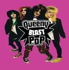 QUEENY BLAST POP - Self-Titled (2013) - CD - Limited Edition Original NEW