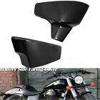 Black Battery Side Fairing Cover Fit Honda Shadow VLX 600 VT600C STEED400 99-07