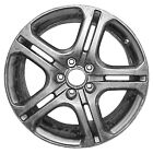 Chrome Plated 5 Double Spoke 18X85 Factory wheel 2004 2006 Acura RSX