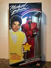 Michael Jackson Superstars of the 80s Thriller 1984 collector Doll