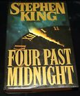 Stephen Kings Four Past Midnight Signed Published in 1990 Rare Great Condition