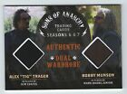 2015 Cryptozoic Sons of Anarchy Seasons 6 and 7 Trading Cards 12