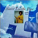 LUCILLE POPE - Lord I'm In Your Hands - CD - Original Recording Reissued NEW