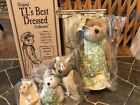 Boyds Bears  Limited Edition Mary Elizabeth,Becca, Ruth,Tilly,QuackersUNOPENED