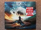 IRON SAVIOR - THE LANDING+2 Limited Digipak (2011) (AFM 383-9) *NEW* OOP HTF
