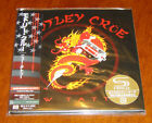 Japan SS MINI-LP SHM-CD Motley Crue-New Tattoo +2 LTD OOP UICY-93500