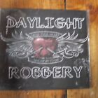 Daylight Robbery - Cross Your Heart and Hope To Die CD Album Solar Flare Records