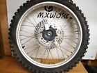 1990 Honda XR250R Front Wheel #1128