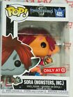 Funko Pop! Sora Monsters Inc Flocked *Boxlunch Exclusive* Preorder #485