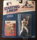 Will Clark 1988 SLU Starting Lineup First Year - San Francisco Giants