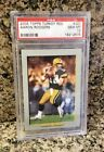 ULTRA RARE PSA 10 GEM MINT RC ROOKIE CARD 2005 Topps Turkey Red Aaron Rodgers!!!