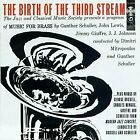 BIRTH OF THIRD STREAM - V/A - CD - **BRAND NEW/STILL SEALED** - RARE