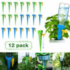 Auto Drip Irrigation System Automatic Watering Spike for Plants 12pcs B4