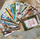 Weight Watchers WW Lot 54 Pamphlets Weekly Booklets 2017  Jan To Dec