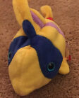 Ty Beanie Baby Fish Oriel  NWT Retired