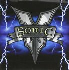 SONIC X - Self-Titled (2004) - CD - Import - **Excellent Condition**