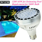 WYZM 120V 65W LED Pool Light Bulb 5500K for Pentair Hayward Free with Gasket