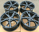 SET OF FOUR 4 19 x8 WHEELS RIMS fits NISSAN MAXIMA ALTIMA SENTRA BLACK NEW