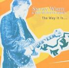 SNOWY WHITE & WHITE FLAMES - Way It Is - CD - Import - **Excellent Condition**