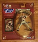 1998 Starting Lineup-Cooperstown Collection-WARREN SPAHN-SIGNED AUTOGRAPHED