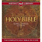 ERIC MARTIN - Complete Holy Bible: King James Version (mp3) - 2 CD - **NEW**
