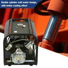 40Mpa 4500PSI Double Cylinder High Pressure Water Cooling Electric Air Pump
