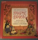 The Adventures Of Simple Simon Signed First Edition Chris Conover