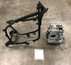 BMW R100 RS RT Main Frame w/ Engine Block Matching Numbers Clean Papers