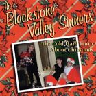 BLACKSTONE VALLEY SINNERS - Cold Hard Truth About Christmas - CD - Excellent