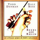 TODD RUSS DENMAN DALE - Reeds & Rosin - CD - **BRAND NEW/STILL SEALED** - RARE