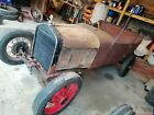 1926 Ford Model T hot rod style 2 seater special sidevalve running gear project